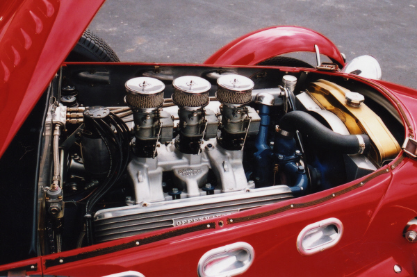 1952 ALLARD J2X ROADSTER - Engine - 20906