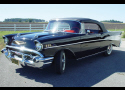 1957 CHEVROLET BEL AIR CONVERTIBLE -  - 20910