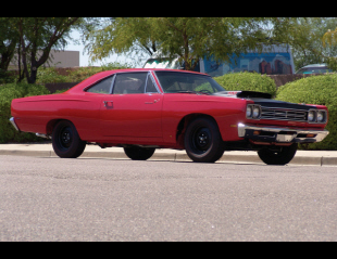 1969 PLYMOUTH ROAD RUNNER 2 DOOR HARDTOP -  - 20917