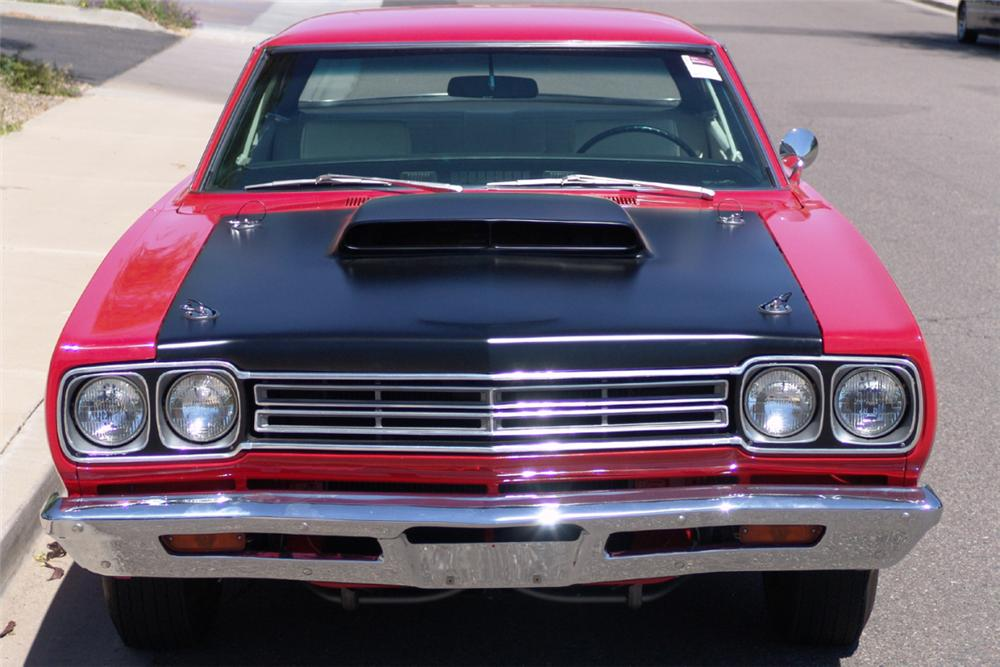 1969 PLYMOUTH ROAD RUNNER 2 DOOR HARDTOP - Engine - 20917