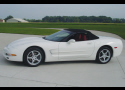 2003 CHEVROLET CORVETTE CONVERTIBLE -  - 20921