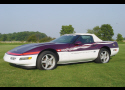 1995 CHEVROLET CORVETTE CONVERTIBLE PACE CAR -  - 20922