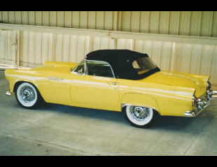 1955 FORD THUNDERBIRD CONVERTIBLE -  - 20937
