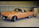 1957 FORD THUNDERBIRD CONVERTIBLE -  - 20938