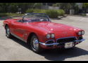 1962 CHEVROLET CORVETTE FI CONVERTIBLE -  - 20939