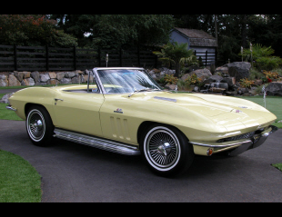 1966 CHEVROLET CORVETTE 427/425 CONVERTIBLE -  - 20940