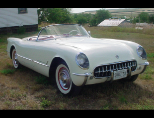 1953 CHEVROLET CORVETTE ROADSTER -  - 20955