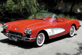 1960 CHEVROLET CORVETTE FI CONVERTIBLE -  - 20967