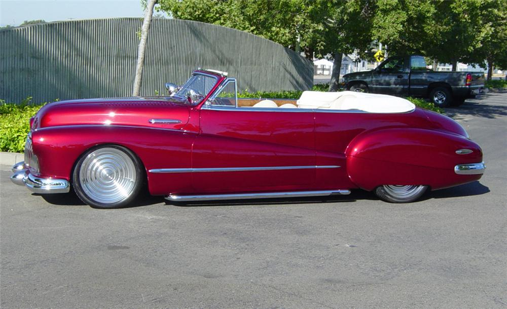 1946 Buick Super 8 Convertible 20968