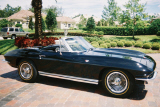 1965 CHEVROLET CORVETTE 327 CONVERTIBLE -  - 20975