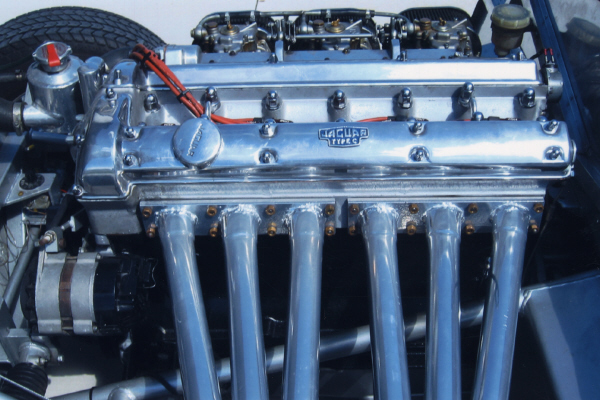 1953 JAGUAR C-TYPE RE-CREATION - Engine - 20980