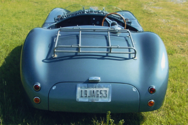 1953 JAGUAR C-TYPE RE-CREATION - Rear 3/4 - 20980