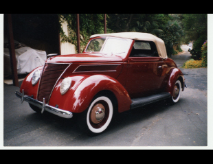 1937 FORD UNKNOWN -  - 20993