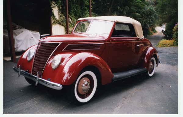 1937 FORD UNKNOWN - Front 3/4 - 20993