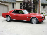 1968 CHEVROLET CAMARO COUPE -  - 20995