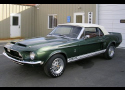1968 FORD SHELBY MUSTANG GT500 CONVERTIBLE -  - 21000