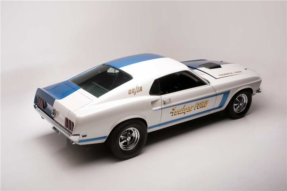 1969 FORD MUSTANG 428 CJ-R DRAG CAR - Misc 6 - 210006