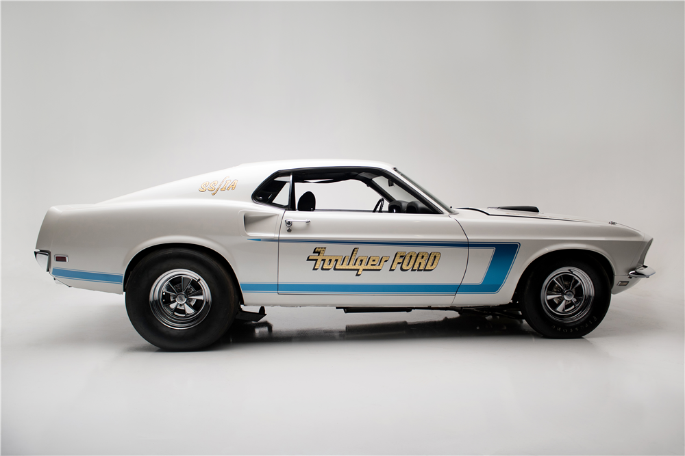 1969 FORD MUSTANG 428 CJ-R DRAG CAR - Misc 5 - 210006