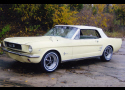 1966 FORD MUSTANG CONVERTIBLE -  - 21014