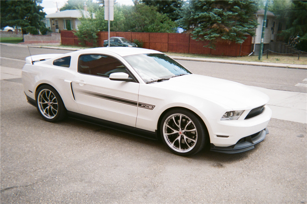 2011 FORD MUSTANG - Misc 2 - 210145