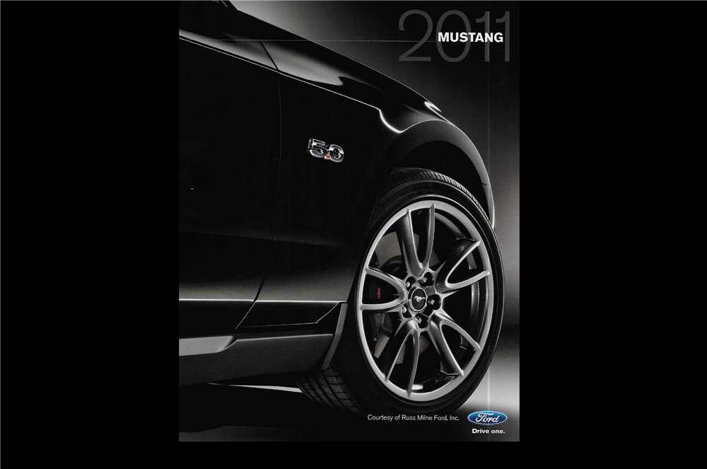 2011 FORD MUSTANG - Misc 4 - 210145