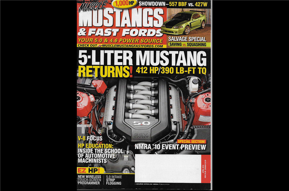 2011 FORD MUSTANG - Misc 5 - 210145