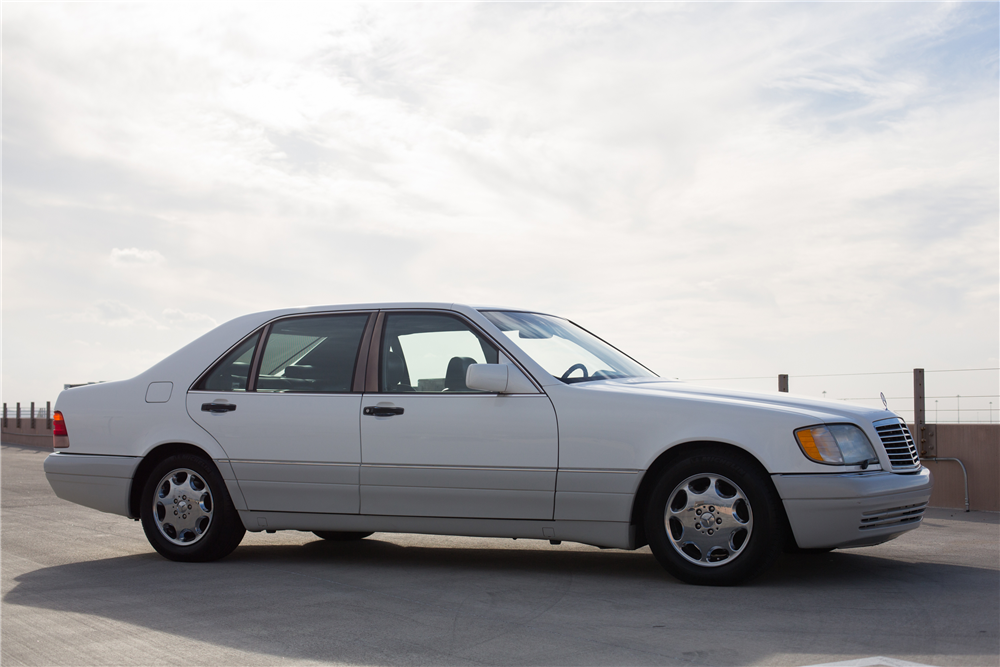 1995 mercedes benz s600 210250 for 1995 mercedes benz s600 coupe