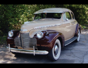 1940 CHEVROLET 2 DOOR BUSINESS COUPE -  - 21033