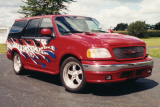 2000 FORD EXPEDITION CUSTOM SUV -  - 21043