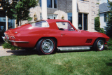 1967 CHEVROLET CORVETTE 427/435 COUPE -  - 21061