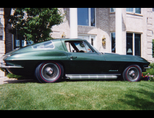 1967 CHEVROLET CORVETTE 427/400 AIR COUPE -  - 21062