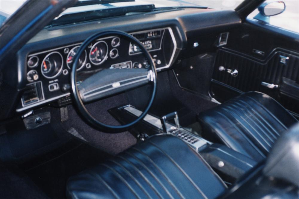 1971 Chevrolet Chevelle Ss Convertible 21065
