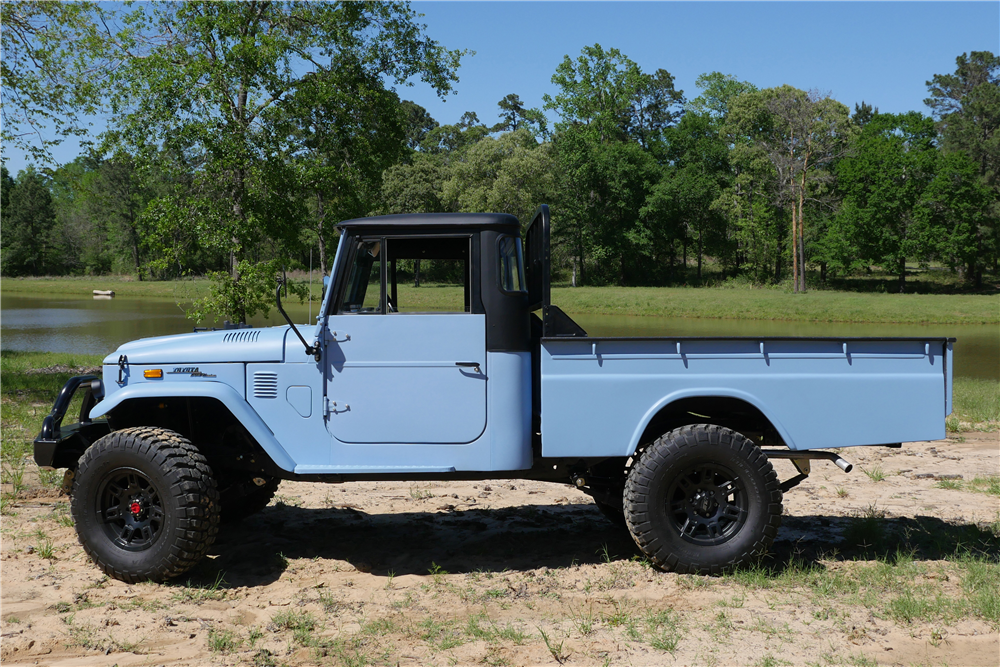 1974 Toyota Land Cruiser Fj45 Pickup 210693