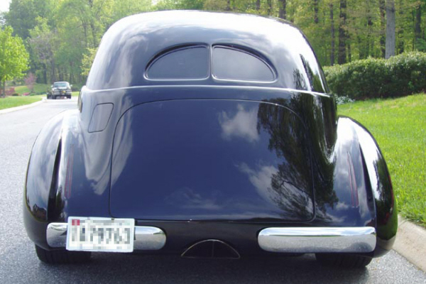 1941 HOLLYWOOD GRAHAM CUSTOM PREVIOUSLY EDDIE MURPHY - Rear 3/4 - 21076