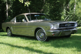 1965 FORD MUSTANG FASTBACK -  - 21078