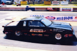 1987 BUICK REGAL GRAND NATIONAL NHRA RECORD HOLDING DRAG RACER -  - 21086