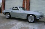 1963 CHEVROLET CORVETTE 327/300 SPLIT WINDOW COUPE -  - 21089