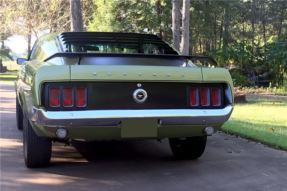 1970 FORD MUSTANG BOSS 302 - Misc 2 - 210906