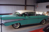 1957 CHEVROLET BEL AIR FI 2 DOOR HARDTOP -  - 21097