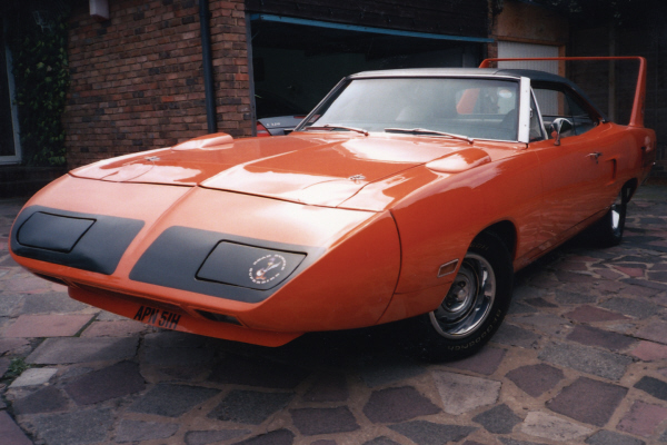 1970 PLYMOUTH SUPERBIRD 2 DOOR HARDTOP - Front 3/4 - 21104