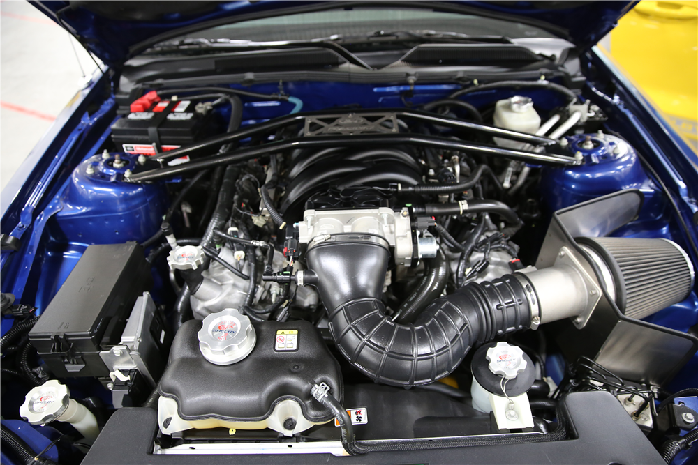 2007 FORD SHELBY GT PROTOTYPE - Engine - 211162