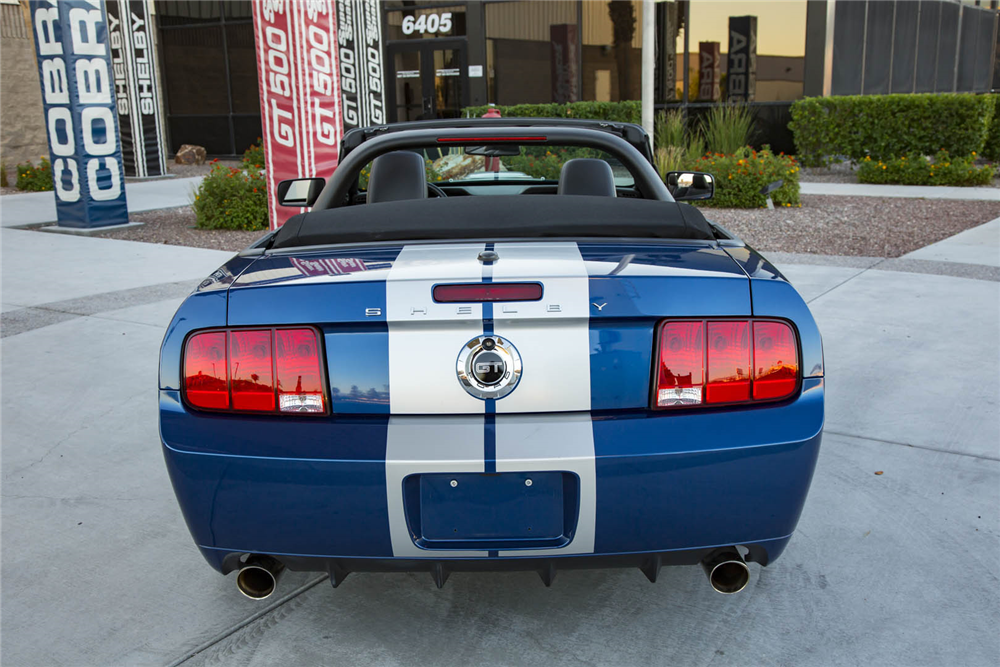 2007 FORD SHELBY GT PROTOTYPE - Misc 4 - 211162