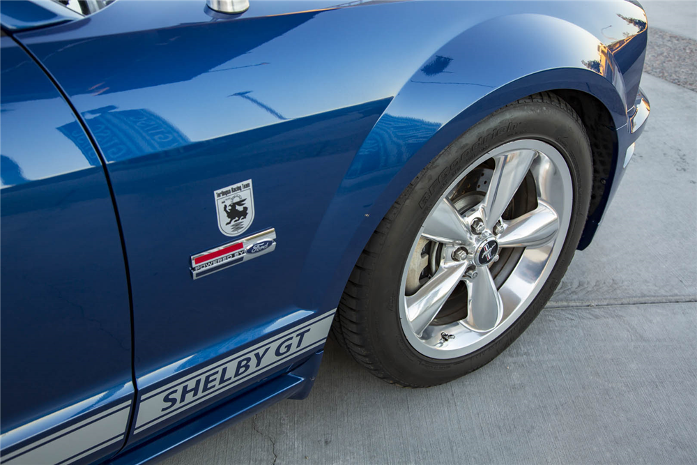 2007 FORD SHELBY GT PROTOTYPE - Misc 1 - 211162