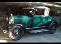 1928 FORD MODEL A SPORT COUPE -  - 21118