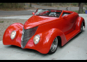1937 FORD CABRIOLET CUSTOM COAST TO COAST -  - 21132