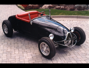 "1927 FORD HI-BOY TRACK ""T"" ROADSTER HOT ROD -  - 21134"