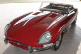 1964 JAGUAR XKE CONVERTIBLE -  - 21138