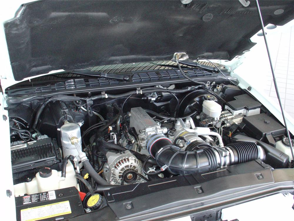 1998 CHEVROLET S-10 ZZ4.3 V6 EXTREME FROM - Engine - 21139