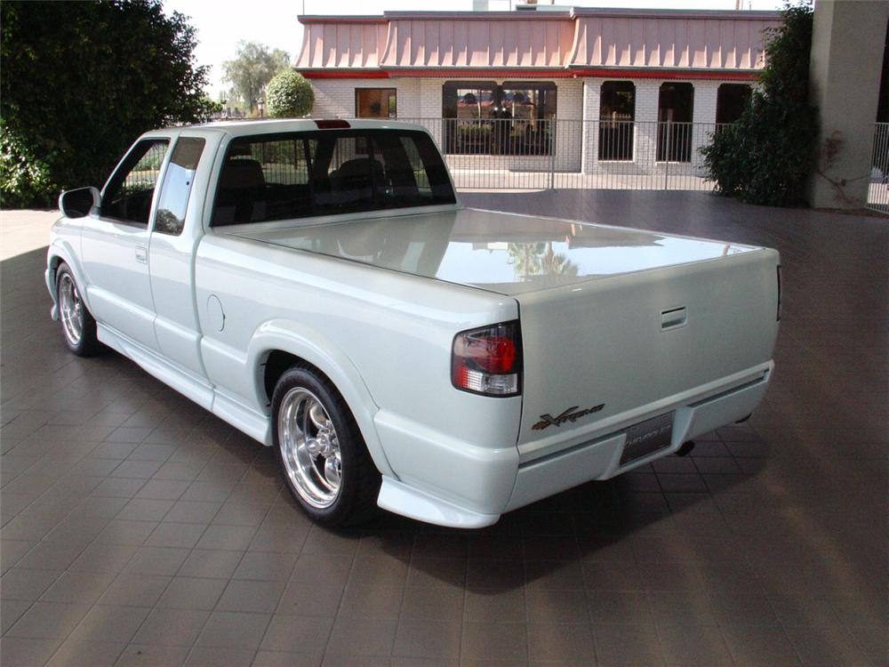 1998 CHEVROLET S-10 ZZ4.3 V6 EXTREME FROM - Rear 3/4 - 21139