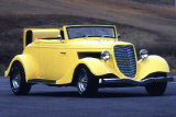 1934 FORD 2 DOOR CUSTOM -  - 21154